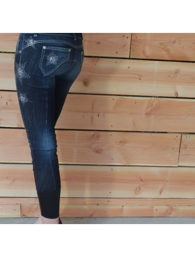 Animo Nikki,jeans rijbroek