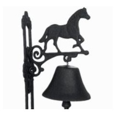 Door-bell,cast iron