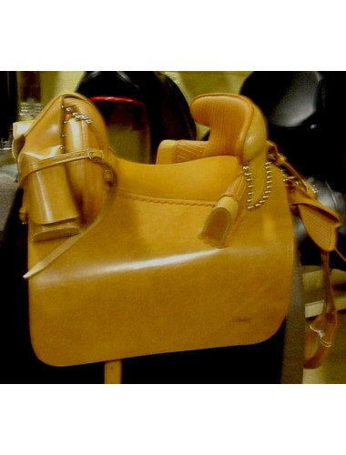Camargue - country saddle ,  Free Style, Southern F