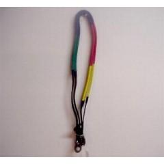 Teugels, rubber, 4 kleuren