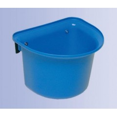 Bucket with hooks