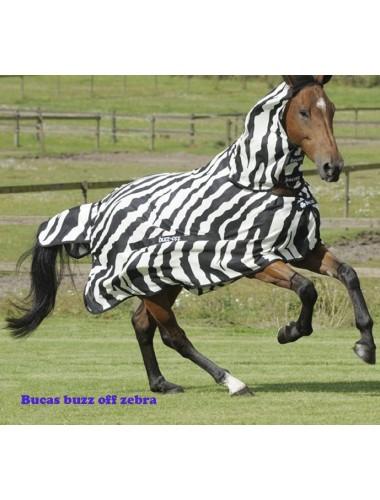 Bucas Zebra- Buzz off