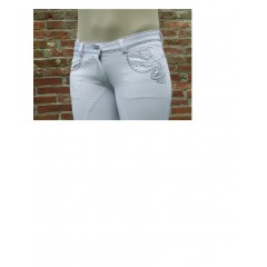 Animo Nhim, breeches ,white