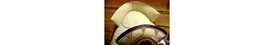 Iberian saddles and tack