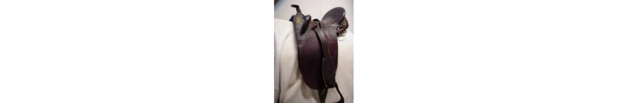 Used saddles/tack,cloth